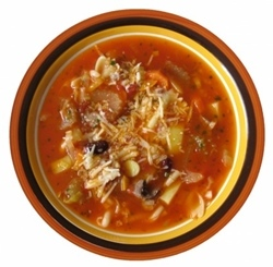 Vegetable Soup - Catering - Lunch - Ma's Bakery - Restaurant - Grant County Wisconsin