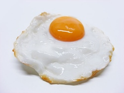 Sunny Side Up Fried Egg - Breakfast - Lunch - Ma's Bakery - Restaurant - Grant County Wisconsin